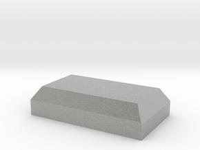 石頭盒子 in Metallic Plastic