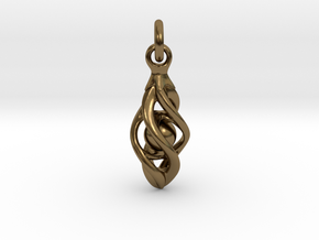 Fertility in Polished Bronze (Interlocking Parts)