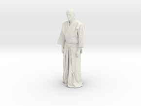 Printle C Homme 323 - 1/24 - wob in White Natural Versatile Plastic