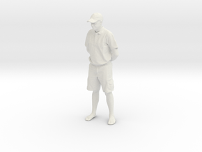 Printle C Homme 324 - 1/24 - wob in White Natural Versatile Plastic
