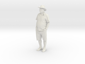 Printle C Homme 350 - 1/24 - wob in White Natural Versatile Plastic