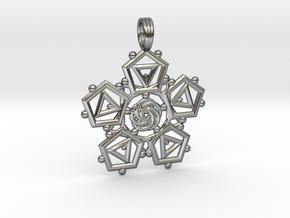 ELEMENTAL TRINITY in Premium Silver