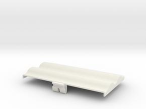 Gameboy Light Cover in White Natural Versatile Plastic