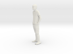 Printle C Kid 021 - 1/24 - wob in White Natural Versatile Plastic