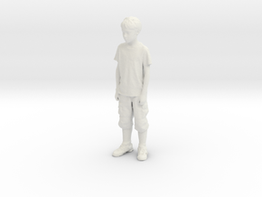 Printle C Kid 028 - 1/24 - wob in White Natural Versatile Plastic