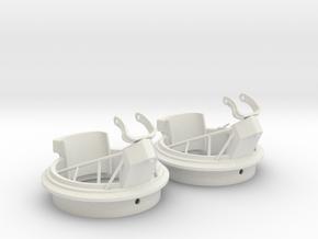 Best Cost 1/32 20mm Mount Mk-12 MOD 1 in White Natural Versatile Plastic