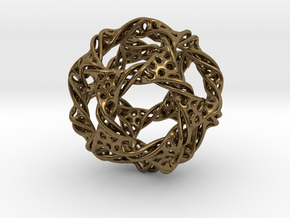Dodeca-ducov in Natural Bronze