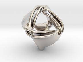 Tetra-ducov (no holes) in Platinum
