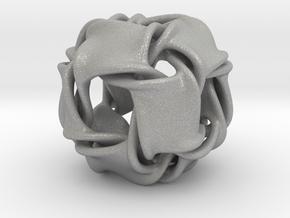 Cubocta-ducov (no holes) in Aluminum