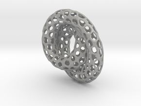 The other Klein bottle in Aluminum