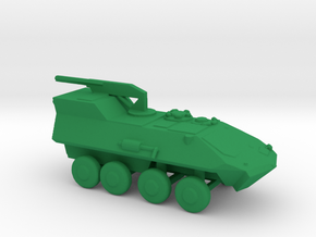1/200 Scale LAV-25 R Recovery in Green Strong & Flexible Polished