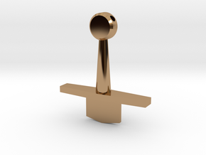 Family A in Polished Brass