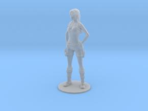 1/20 Tomb Raider Figurine in Smooth Fine Detail Plastic
