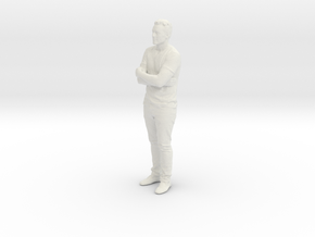 Printle C Homme 358 - 1/24 - wob in White Natural Versatile Plastic