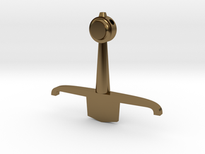 Family G in Polished Bronze
