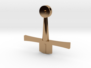 Family I in Polished Brass