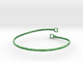 Model-897f05243a9e5a5383807761762171cc in Gloss Oribe Green Porcelain