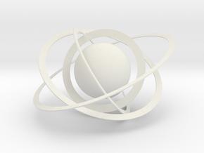 105102342:Planetary modeling lights in White Natural Versatile Plastic