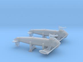 1/72 IJN Paravane V1 in Smooth Fine Detail Plastic