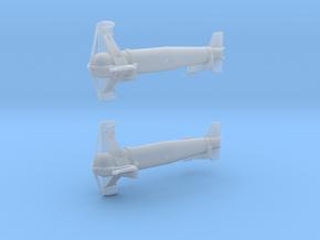 1/72 IJN Paravane V2 in Smooth Fine Detail Plastic