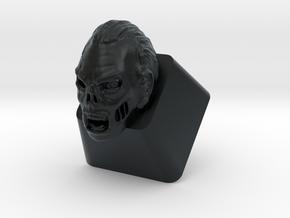 Zombie Cherry MX Keycap in Black Hi-Def Acrylate
