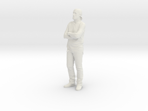 Printle C Homme 369-w/o base in White Strong & Flexible