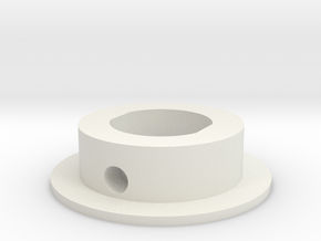 "Blade Inserts - 1"" Thick Wall in White Strong & Flexible"