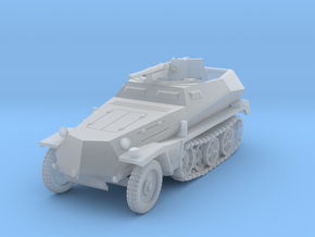 PV158C Sdkfz 250/10 3.7cm Pak (1/87) in Smooth Fine Detail Plastic