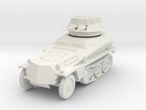 PV159 Sdkfz 250/9 2cm (1/48) in White Strong & Flexible