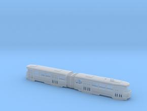 Tatra K2 N [body] in Smooth Fine Detail Plastic