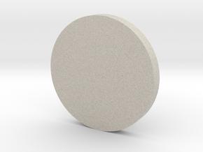 The Basic in Natural Sandstone
