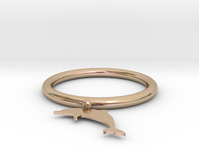 Anklet in 14k Rose Gold