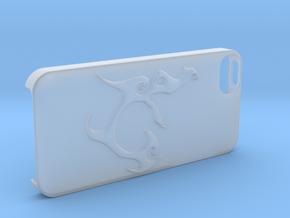Iphone 5 Case Segunda Logo in Smooth Fine Detail Plastic