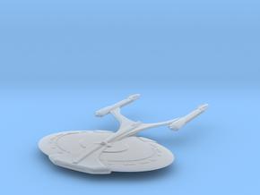 Enterprise J  Refit  V in Smooth Fine Detail Plastic