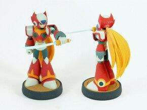 Megaman X Zero in Full Color Sandstone
