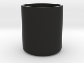 vase in Black Strong & Flexible