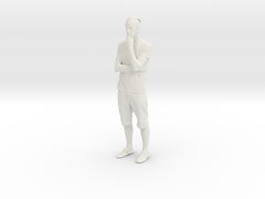 Printle C Homme 379 - 1/24 - wob in White Natural Versatile Plastic
