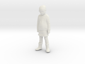 Printle C Kid 058 - 1/24 - wob in White Natural Versatile Plastic