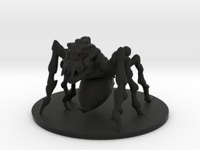 D&D_Min_Spider_Stinger in Black Strong & Flexible