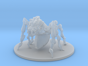 D&D_Min_Spider_Stinger in Smooth Fine Detail Plastic