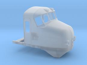 Mat54Cabine Met Onderstel 450 in Smooth Fine Detail Plastic