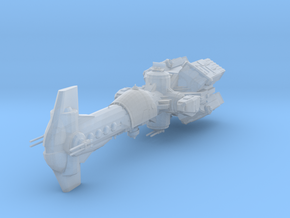 Hammerhead Class II in Smooth Fine Detail Plastic