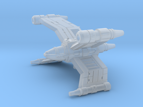 Crosswing Superiority Fighter in Smooth Fine Detail Plastic