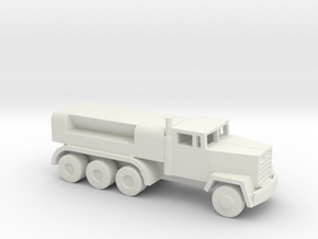 1/200 Scale M919 Truck, Concrete Mixer in White Natural Versatile Plastic