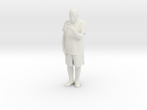 Printle C Homme 402 - 1/24 - wob in White Strong & Flexible