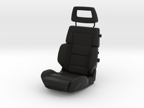 Sport Seat RType 1 - 1/10 in Black Natural Versatile Plastic