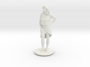 Printle C Femme 318 - 1/24 in White Strong & Flexible