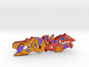 COPE graffiti in Full Color Sandstone