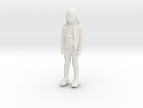 Printle C Kid 065 - 1/24 - wob in White Natural Versatile Plastic