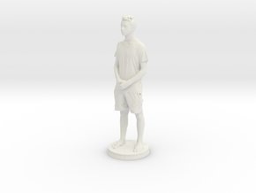 Printle C Kid 133 - 1/24 in White Natural Versatile Plastic